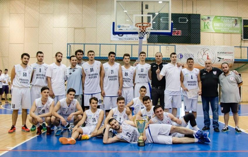 BCM U CSM Pitești a câștigat turneul final al diviziei A