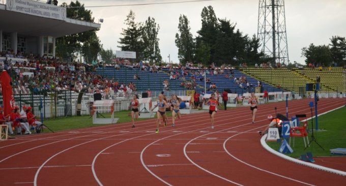 Atletism | Meci internațional de atletism pe stadionul Nicolae Dobrin