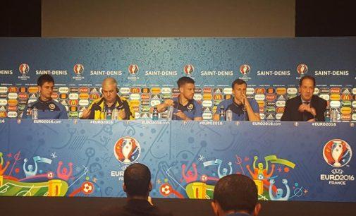 """Anghel Iordănescu: """"Nu dorim să jucăm defensiv, vrem să jucăm echilibrat"""""""
