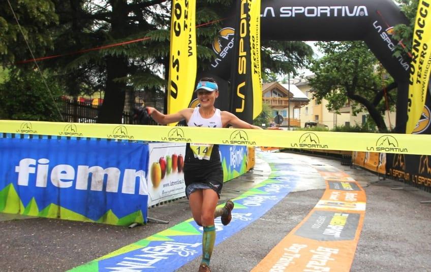 Denisa Dragomir, primul loc la Stava Mountain Race