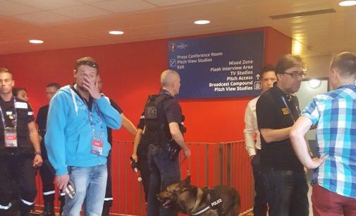 Securitate maximă la stadionul St. Denis
