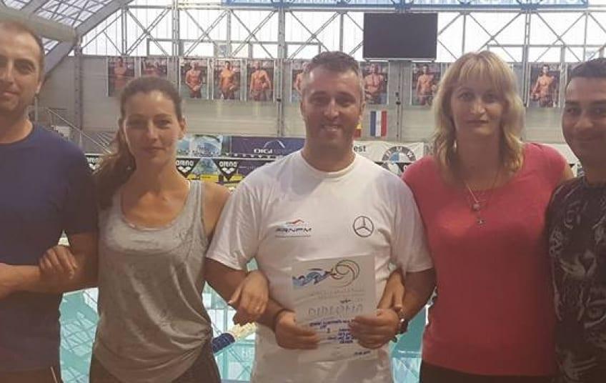 CSM Pitești, al doilea club de înot din țară!