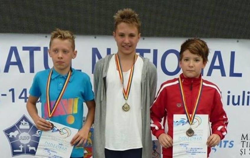 """""""Naționalele"""" s-au încheiat cu un bilanț excelent: 6 medalii în ultima zi, 18 medalii în total"""