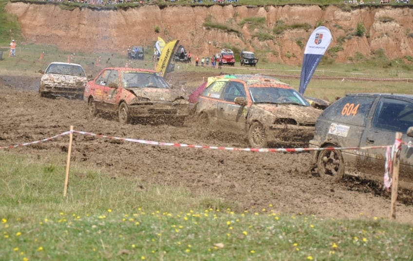 S-a încheiat Cupa Câmpulung la Rally Cross