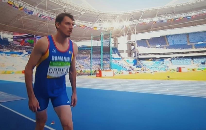 Marian Oprea nu a prins finala la Rio