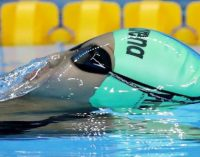 Competiție de natație cu ocazia Simfoniei Lalelelor