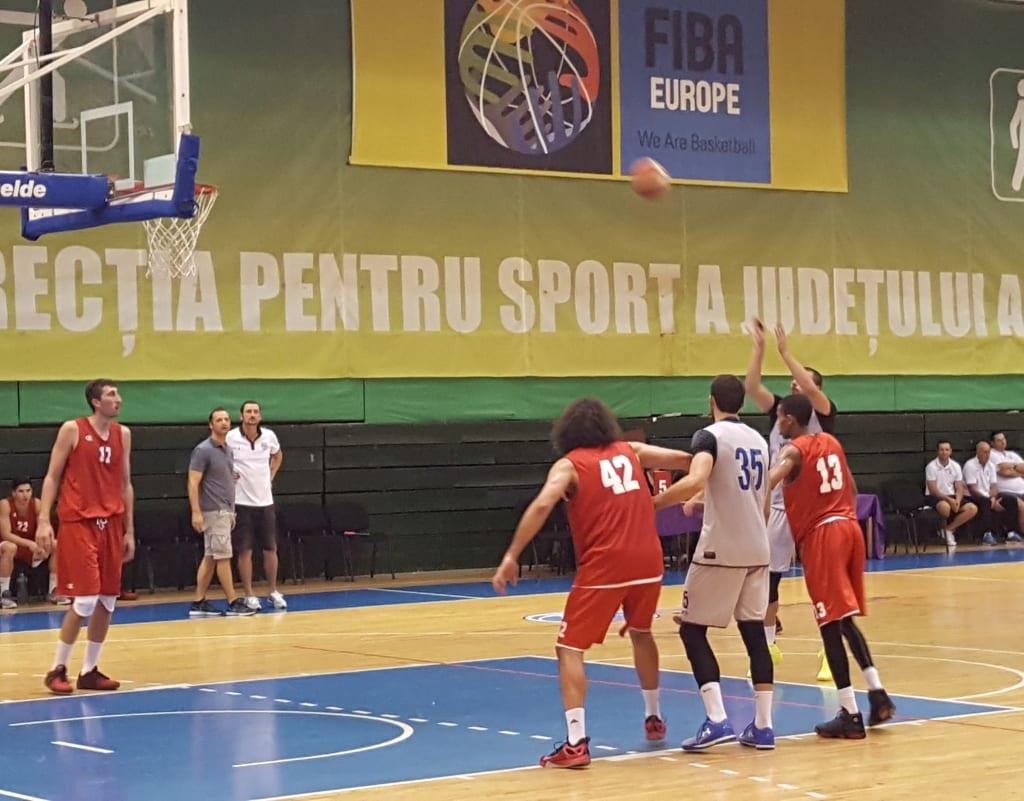 BCM U Pitești, a șasea victorie în amicale: 83-78 cu Dinamo