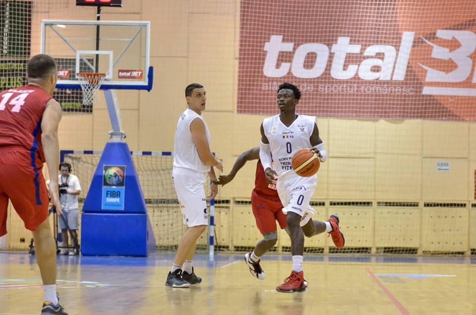 Victorie lejeră în primul meci al campionatului: 75-49 cu Galațiul