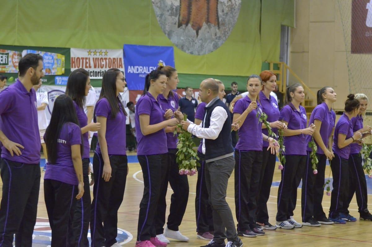 SCM Pitești și-a prezentat achizițiile