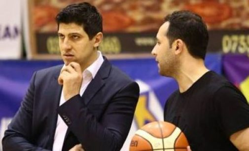 Hristu Șapera, cooptat în staff-ul echipei naționale de baschet