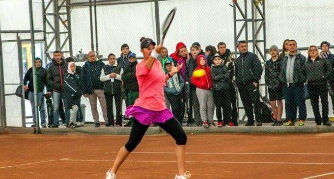 Ilona Ghioroaie va participa la două turnee în Israel