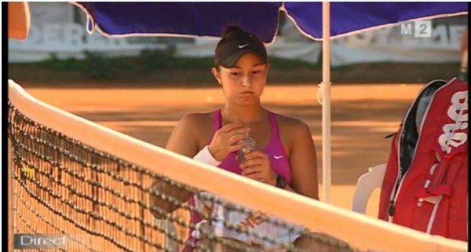 Ilona Ghioroaie a câștigat turneul ITF de la Chișinău
