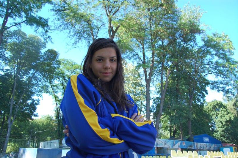 Două medalii de aur pentru Alexandra Dobrin în a treia zi a Naționalelor de natație