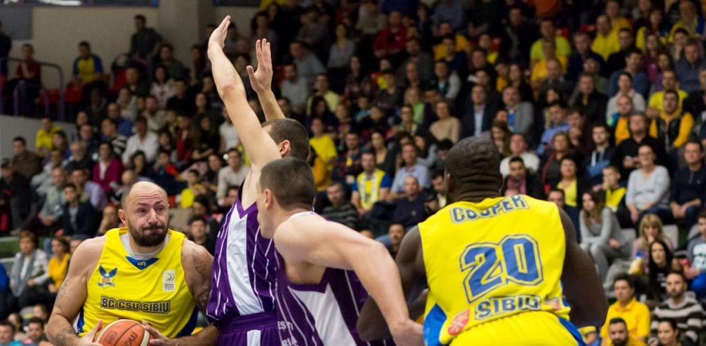 BCM U Pitești pierde dramatic la Sibiu: 85-87
