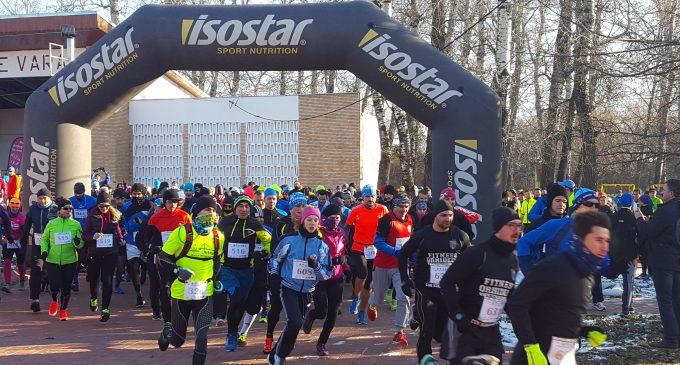 """Semimaratonul """"Pe Argeș în jos"""" s-a alergat la 0 grade"""