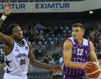 BCM U Pitești întâlnește U-Banca Transilvania Cluj-Napoca în primul meci din 2017