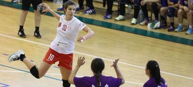 Eșecuri pentru divizionarele A de handbal feminin