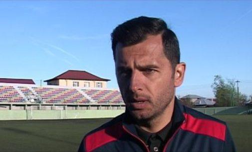 Nicolae Dică, secundul lui Mirel Rădoi la echipa națională