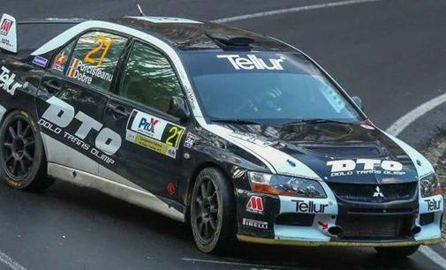 Valentin Porcișteanu/Dan Dobre, locul 4 la TESS Rally Brasov
