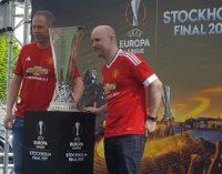 FINALA EUROPA LEAGUE: Prima confruntare, în Fan Zone
