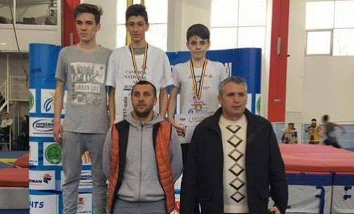 Record național pentru atletul piteștean Robert Dumitru Mihai