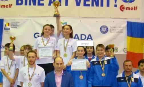 Elevii de la Matei Basarab, pentru al treilea an consecutiv pe podium la faza finală a Olimpiadei Gimnaziilor