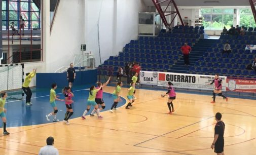 CS Dacia Mioveni a debutat cu dreptul la turneul final de handbal feminin