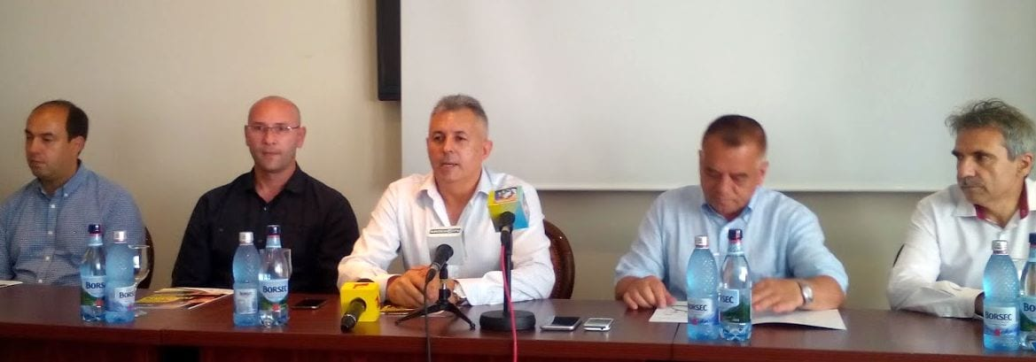 """Florin Florea: """"Piteștiul este cel mai bun loc pentru organizarea competițiilor de atletism"""""""