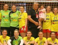 România a câştigat Trofeul Carpaţi la handbal feminin pentru tineret