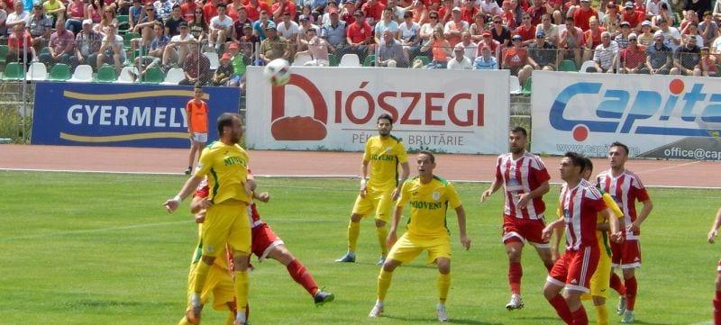 CS Mioveni, locul 4 în sezonul 2016-2017 al ligii secunde la fotbal