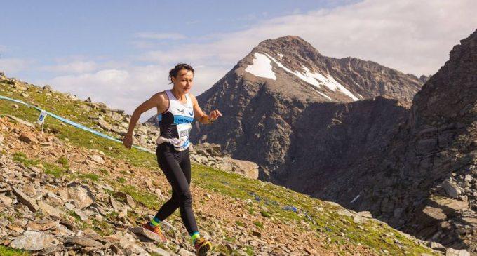 Denisa Dragomir, o nouă victorie în circuitul SkyRace