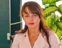 Denisa Dragomir, fericită pentru că a obținut primele medalii la seniorat