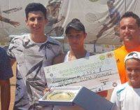 Ilona Ghioroaie a câștigat turneul futures de la Targu Jiu