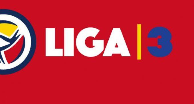 Liga 3 | S-a încheiat prima parte a sezonului
