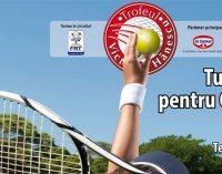 Trofeul Victor Hănescu se află în plină desfășurare