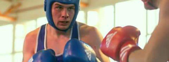 Antonios Savu, vicecampion național la box