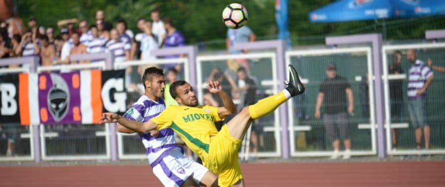 CS Mioveni va începe noul sezon competiţional pe terenul celor de la ASU Poli Timişoara
