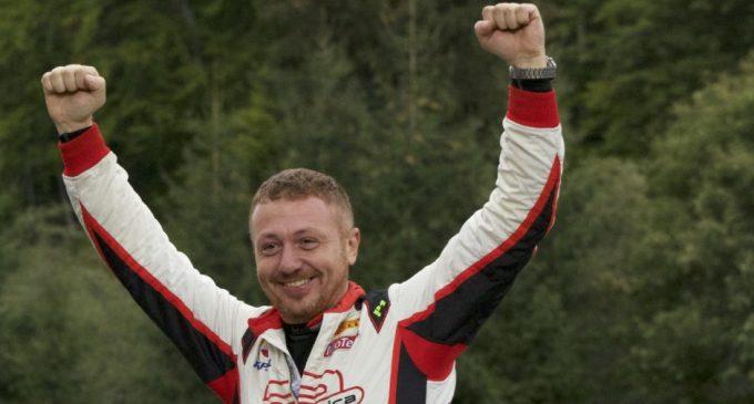 Paul Andronic a devenit campion național la Viteză în Coastă la Trofeul Câmpulung Muscel