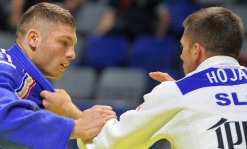Marcel Cercea, aur la Openul de judo de la Belgrad