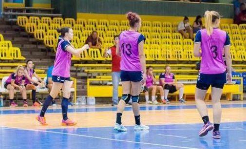 Meci dificil pentru CS Dacia Mioveni în divizia A la handbal feminin