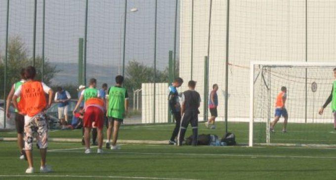 Se apropie startul campionatului de minifotbal în Argeș