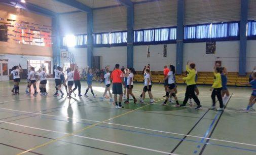 Una caldă, alta rece, pentru echipele de handbal feminin din Argeș