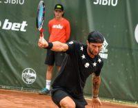 Adrian Ungur, în semifinale la Sibiu Open