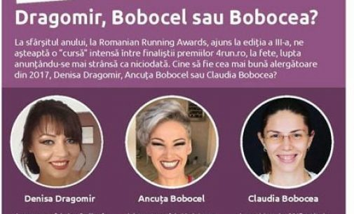 """Denisa Dragomir, nominalizată la titlul de """"Atleta anului""""!"""