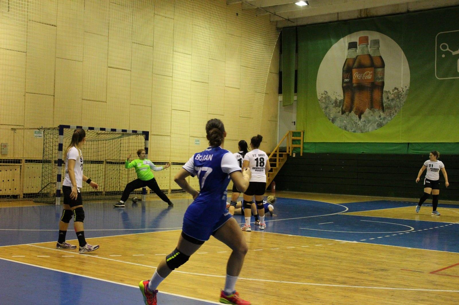 CS Dacia Mioveni – FC Argeș 25-23