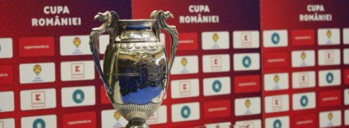 CS Mioveni îşi află azi adversarul din șaisprezecimile Cupei României
