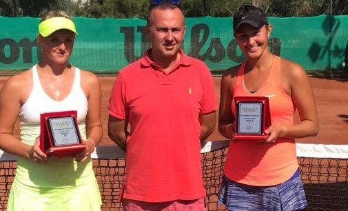 Ilona Ghioroaie a câștigat al patrulea turneu din carieră