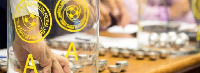 Pe 28 februarie se va stabili programul jocurilor de baraj pentru promovarea în Liga 3