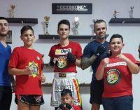 O nouă competiție reușită pentru Aleph Kick Boxing