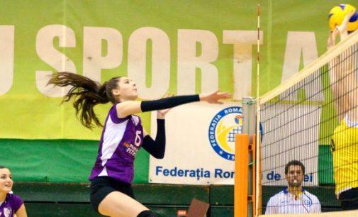Volei feminin: FC Argeș a încheiat turul cu un nou succes, 3-1 cu Politehnica Timișoara